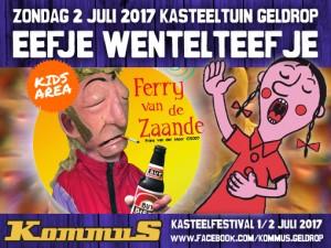 KOMMUS-FESTIVAL AANKONDIGING #12
