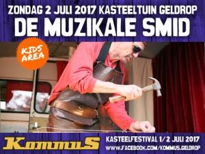 KOMMUS-FESTIVAL AANKONDIGING #13