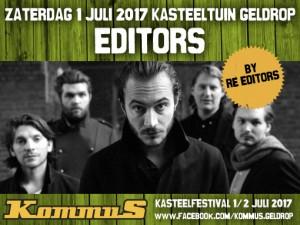 KOMMUS-FESTIVAL AANKONDIGING # Editors