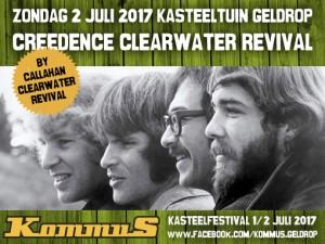 KOMMUS-FESTIVAL AANKONDIGING ccr