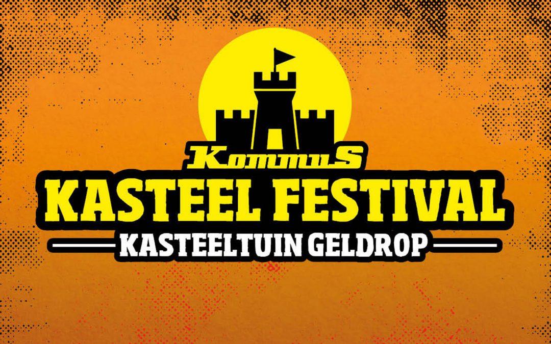Kasteelfestival 2 + 3 & 4 juli 2021