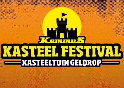 Kasteelfestival 4 + 5 juli 2020