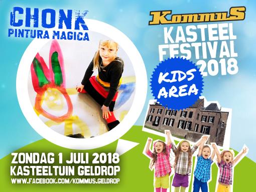 KommuS Kasteel festival geldorp
