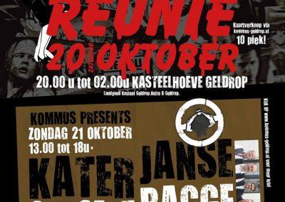 Joek Reunie 2018 + Janse Bagge Bend