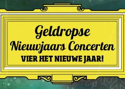 Geldropse Nieuwjaars Concerten