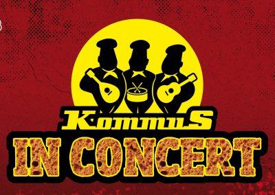 KommuS in Concert met Bon Jovi & Bryan Adams